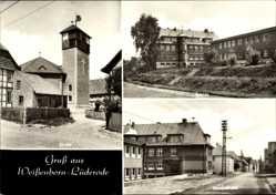 Weißenborn-Lüderode Kaltwintergarten