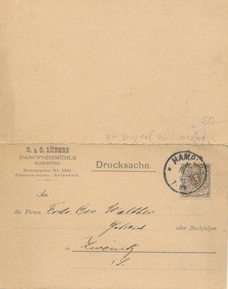 Lüders Hamburg precursor klapp postcard hamburg g o lüders akpool co uk