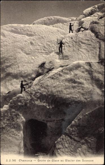 La grotte de la Mer de glace 271673