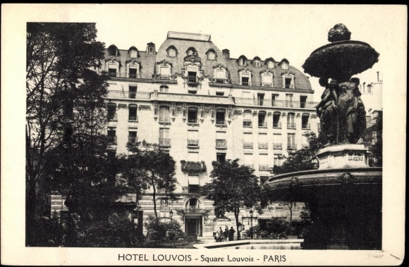 Hôtel de Lamballe à Paris 272021
