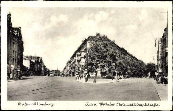 schoneberg brandenburg:
