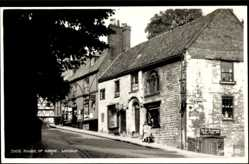 Postcard Lincoln East Midlands, House of Aaron,Imp Restaurant