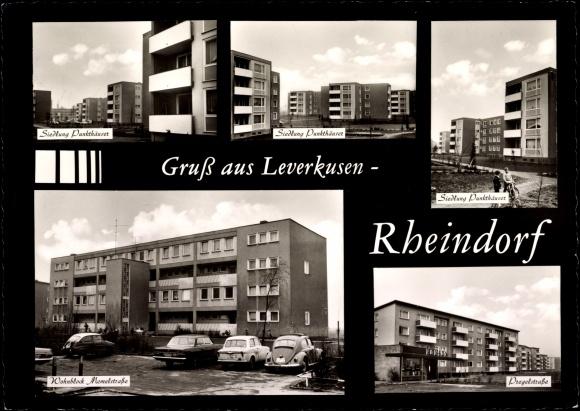Leverkusen Rheindorf Nachrichten