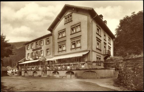 St Peter Glottertal Hotel Sonne
