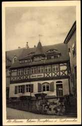 Ansichtskarte / Postkarte Meißen, Ehemaliges Zunfthaus der Tuchmacher