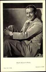 Postcard Schauspieler Wolf Albach Retty, UFA Film A 3478 1