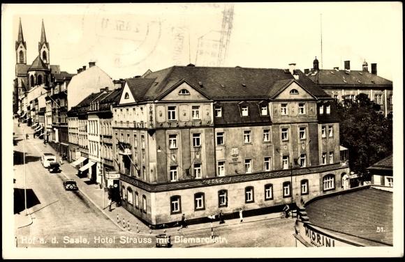 Unterkunft Hof Saale Hotel Pension