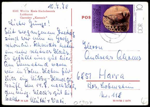 Ansichtskarte postkarte weifa steinigtwolmsdorf lausitz for Steinigtwolmsdorf bad