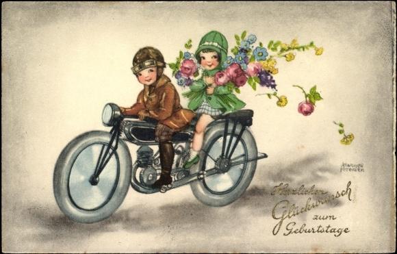 Glückwünsche Zum Geburtstag Motorradfahrer Geburtstag Wünsche Zum