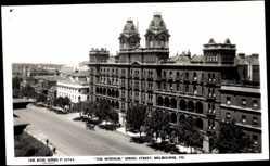Ansichtskarte / Postkarte Melbourne Victoria, The Windsor, Spring Street, The Rose Series P. 10704
