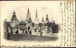 Cp Paris Weltausstellung 1900, Section Russe au Trocadéro
