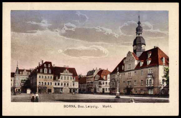 Markt De Borna