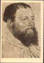 Künstler Ak Cranach d. Ä., Lucas, Männliches Bildnis, WHW