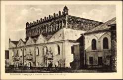 Judaika Ak Żółkiew Schowkwa Ukraine, Synagoge z czasow krola Jana Sobieskiego