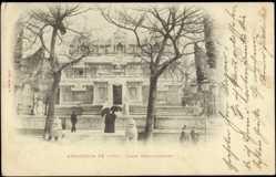 Cp Paris, Exposition de 1900, Indes Néerlandaises