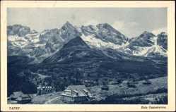 Postcard Slowakei, Hala Gasienicowa, Tatry, Bergpanorama