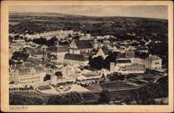 Postcard Eichstätt in Oberbayern, Panoramablick auf den Ort und die Umgebung