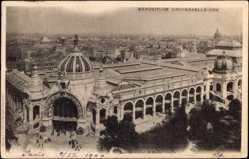 Cp Paris, Expo, Weltausstellung 1900, Mines et la Métallurgie