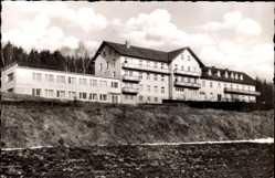 Postcard Cham Windischbergerdorf Oberpfalz, Bayerwald Sanatorium