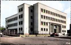 Postcard Sétif Algerien, Hôtel des Finances, Blick auf ein Finanzgebäude