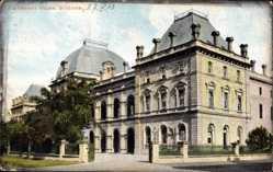 Ansichtskarte / Postkarte Brisbane Queensland Australien, Parliament House