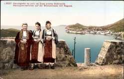 Ansichtskarten Kategorie Dubrovnik