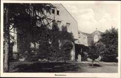 Postcard Störnstein, Blick auf das Sachsenhaus, Kindererholungsheim Wöllershof