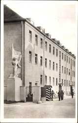 Ak Tübingen am Neckar Baden Württemberg, Die Hindenburgkaserne