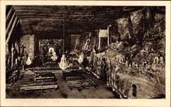 Postcard Wieliczka Groß Salze Polen, Kapelle der heiligen Kunedgunde, Innenansicht