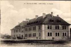Ak Kehl am Rhein Ortenaukreis, Linx, La Caserne, Außenansicht