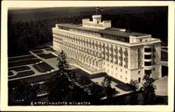 Foto Ak Ķemeri Jūrmala Lettland, Wiesnica, Sanatorium aus der Vogelschau