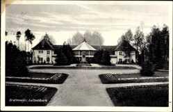 Postcard Grafenwöhr im Oberpfälzer Hügelland, Blick in den Luitpoldpark