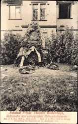 Postcard Coburg in Oberfranken, Schulrat Friedr. Theodor Heckenhayn