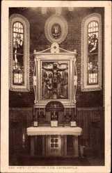 Postcard Eresing in Oberbayern, Erz Abtei St. Ottilien, Abtskapelle