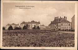 Ak Saargemünd Sarreguemines Moselle, Infanterie Kaserne