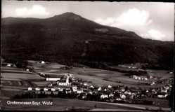 Postcard Grafenwiesen Bayerischer Wald, Gesamtansicht mit Kaitersberg