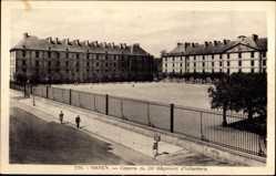 Ak Nancy Meurthe et Moselle, Caserne du 26e Regiment d'Infanterie, Kaserne