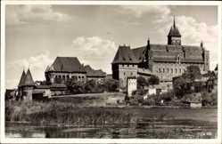 Ak Malbork Marienburg Westpreußen, Ansicht der Hochburg