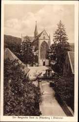 Postcard Altenberg im Dhünntal Odenthal, Blick auf den Bergischen Dom