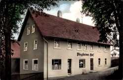 Postcard Pleystein in der Oberpfalz Bayern, Blick auf den Pleysteiner Hof, M. Piehler