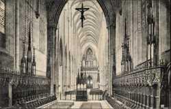 Chor im Münster