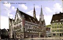 Rathaus mit Marktbrunnen
