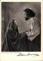 Passionsspiele 1950, Abschied von Maria