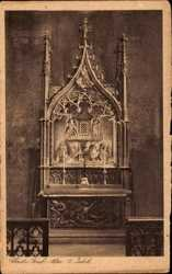 Christi Grab Altar