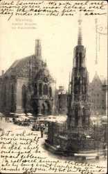 Brunnen, Frauenkirche