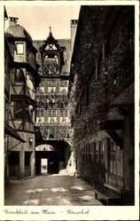 Römerhof, Stengel