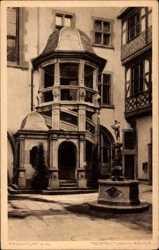 Treppenturm am Römer