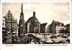 Frauenkirche, Schöner Brunnen