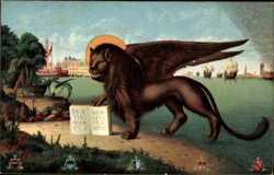 Il Leone di S. Marco, V. Carpaccio, 29306