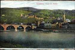 Partie am Neckar